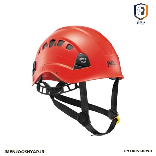 کلاه ایمنی کار در ارتفاع PETZL – VERTEX VENT