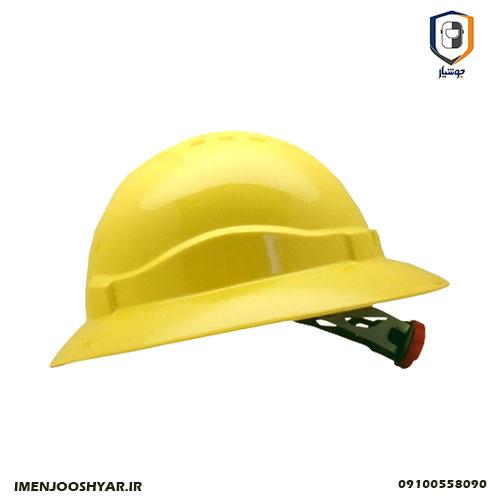 کلاه ایمنی FULL BRIM CANASAFE-IMPACTOR 1