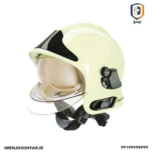 کلاه عملیاتی و آتش نشانی MSA-GALLET FISF
