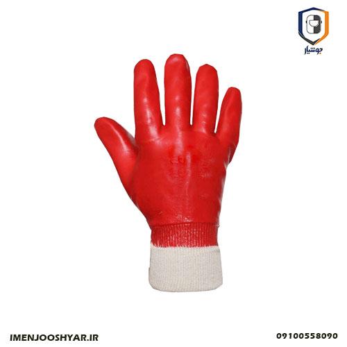 دستکش ضد مواد مچ کش