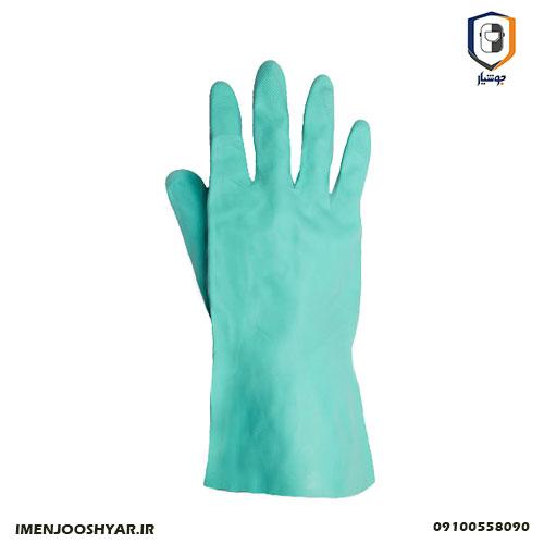 دستکش های ضد حلال ها