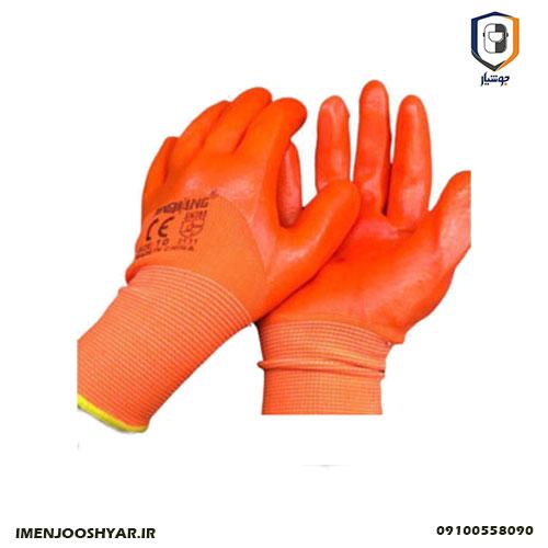 دستکش های ضد سایش ژله ای