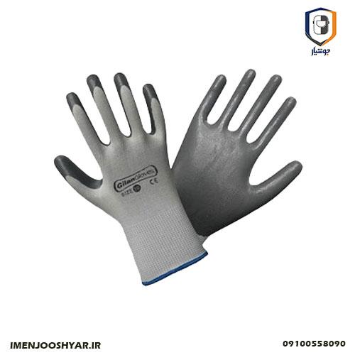 دستکش های کف مواد