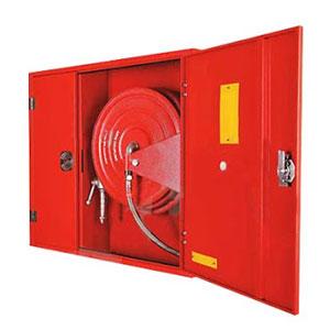 جعبه آتش نشانی دو قلو