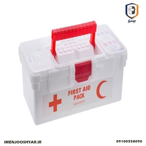 جعبه کمک های اولیه جعبه ابزاری