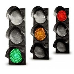 چراغ های راهنمایی LED