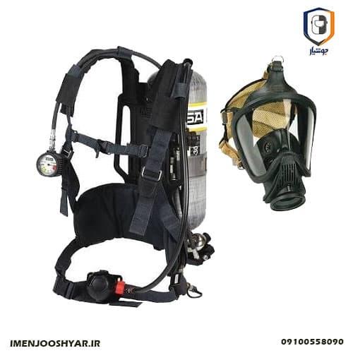 دستگاه تنفسی فرار MSA مدل AIR HAWAK ll