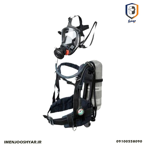 دستگاه تنفسی فرار SPASCIANI مدل C FR 1683 RN/A