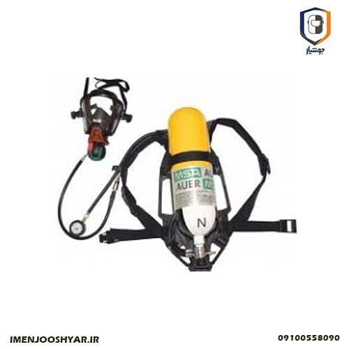 دستگاه تنفس هوای فشرده BD mini