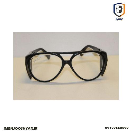 عینک ایمنی پارس اپتیک مدل SPORT 0300