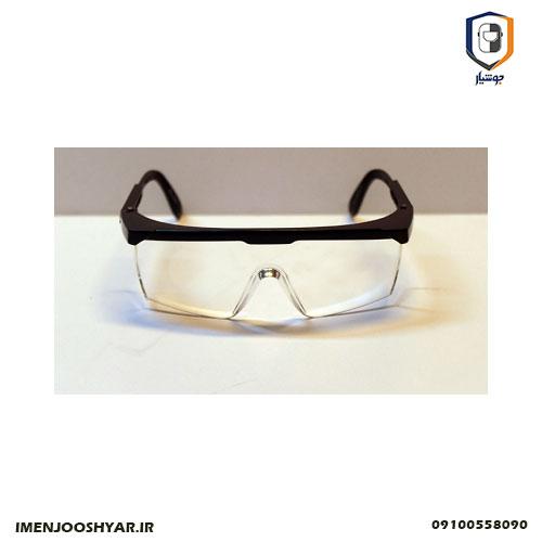 عینک ایمنی پارس اپتیک مدل WA100A