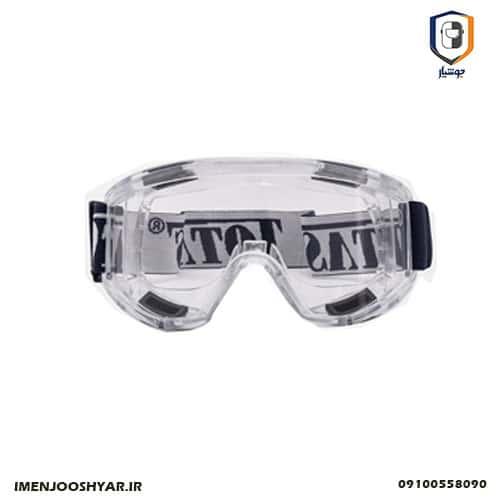 عینک ایمنی TOTAS مدل ATBK