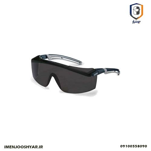 عینک ایمنی uvex مدل astospes 2 9164