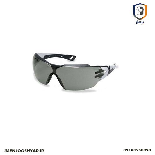 عینک ایمنی uvex مدل pheos cx2