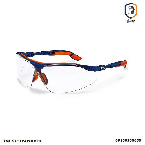 عینک ایمنی uvex کد i-vo9160