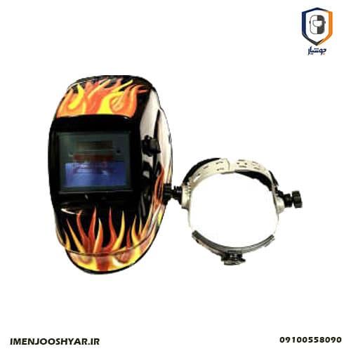 ماسک جوشکاری اتومات SMS