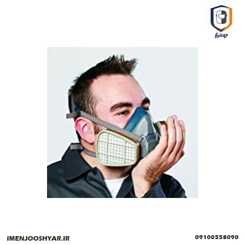 ماسک 3M مدل 6502QL