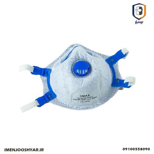 ماسک 3MAX مدل FFP3 DUST