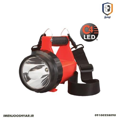 چراغ دستی مدل FIRE VUCAN LED