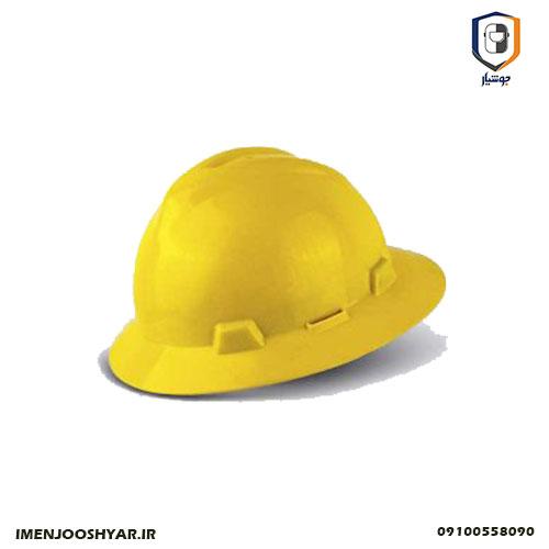 کلاه ایمنی HATTERMAN مدل Full Brim