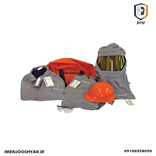 ست کامل SALISBURY مدل ARC FLASH KIT 8100-KCAL