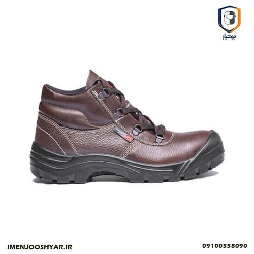 کفش ایمنی یحیی مدل Super3M- 109