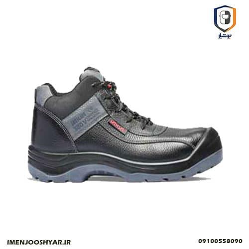 کفش ایمنی یحیی مدل Super3M- 999