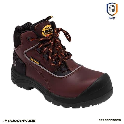 کفش عایق برق SAFETY JOGGER مدل پولوتو