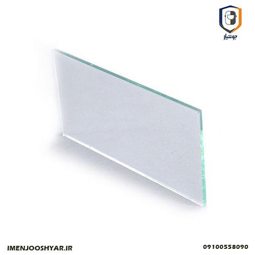شیشه ماسک تک پلاست