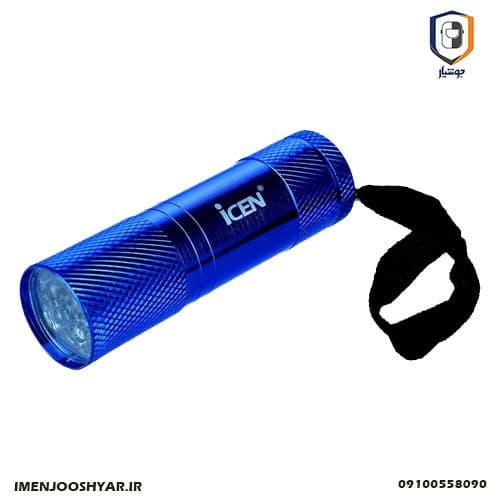 چراغ قوه آی سن مدل IE-L112